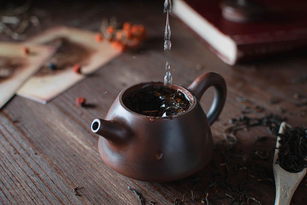Китайский красный чай Дянь Хун купить фото