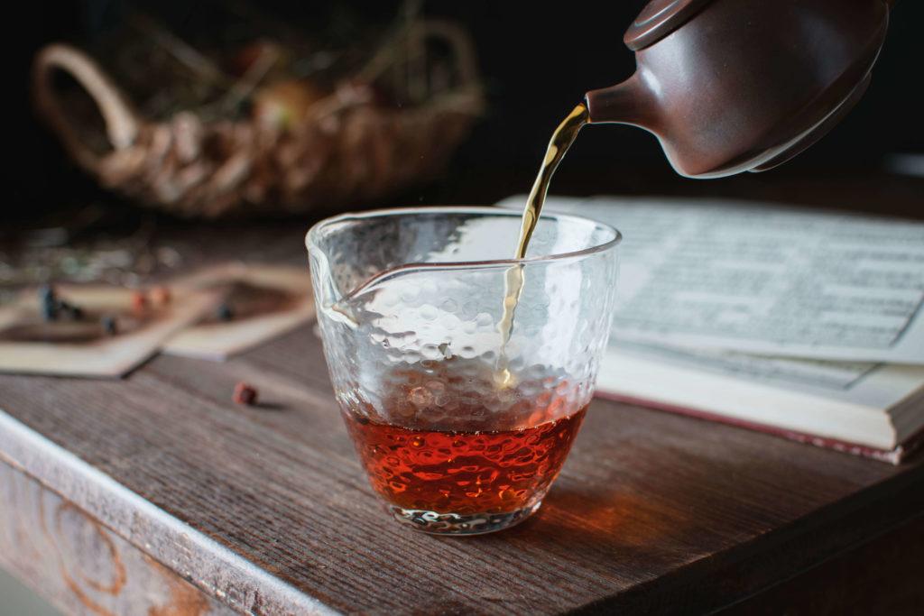 Красный чай Дяньхун купить фото
