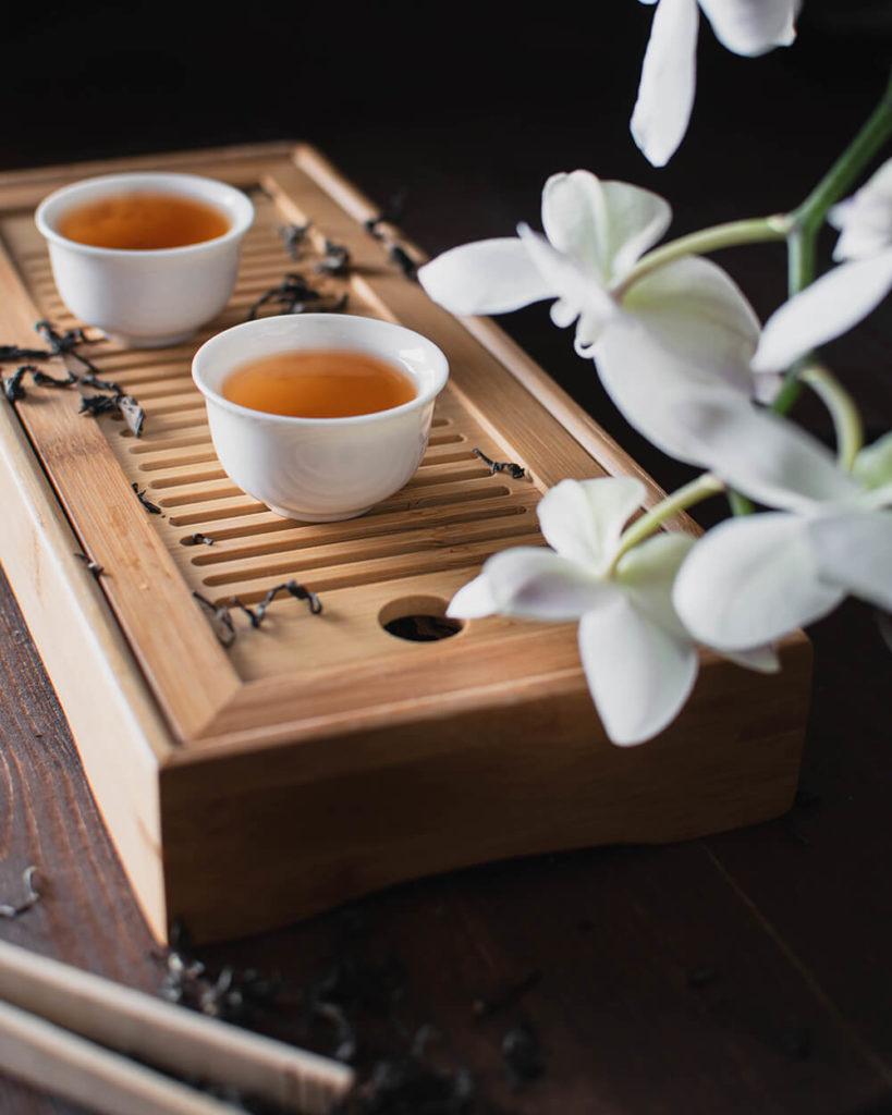 Тайваньский улун Восточная Красавица купить фото