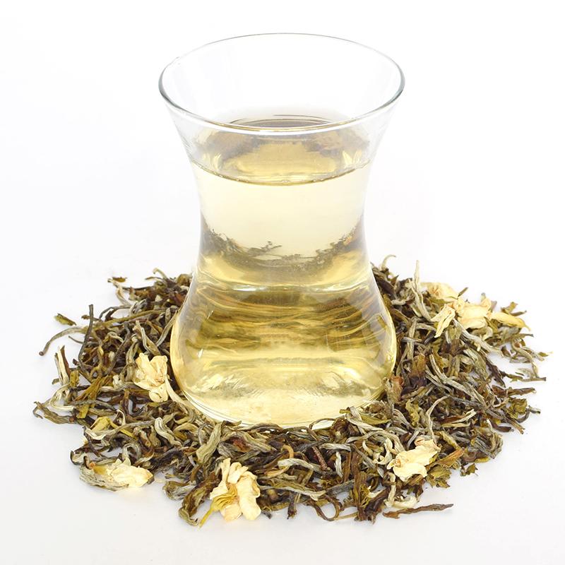 Белый чай с жасмином купить
