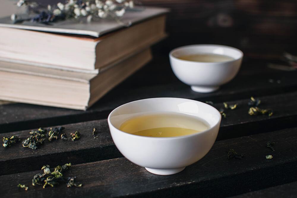 Чайный настой Те Гуань Инь фото