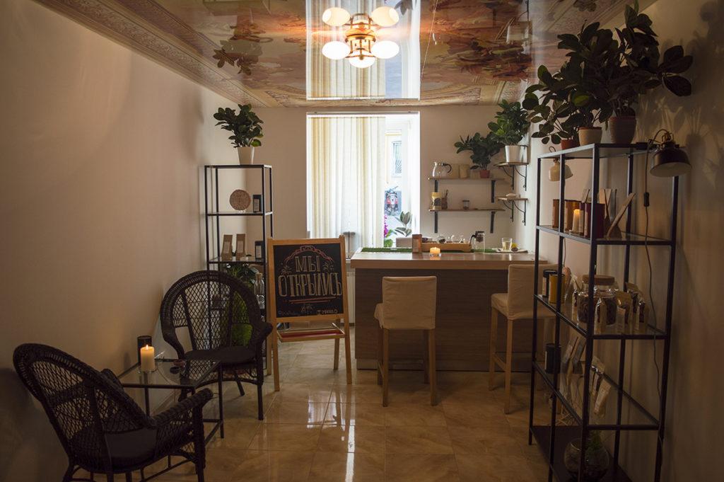 Чайный бар ChariTea на Садовой-Спасской