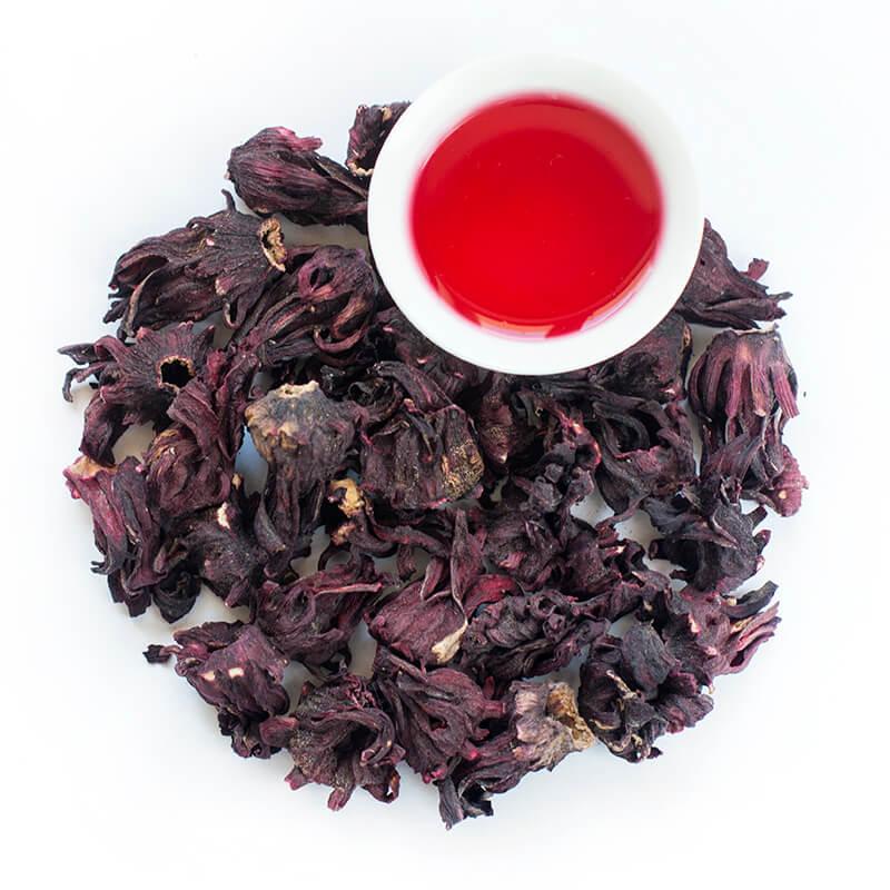 аллергия на чай каркаде