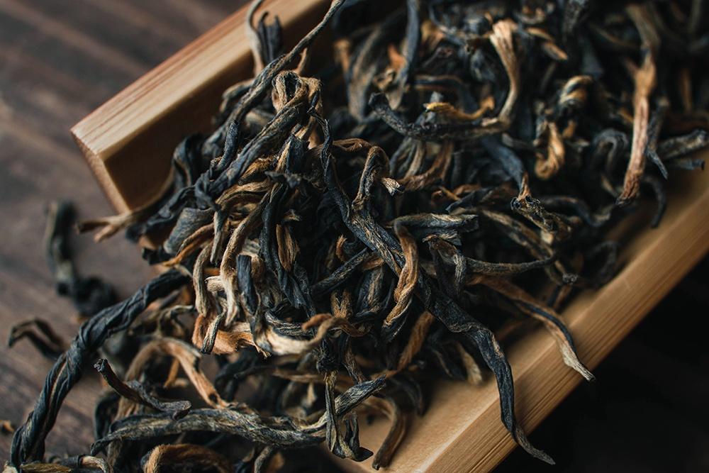 черный чай Дянь Хун купить фото