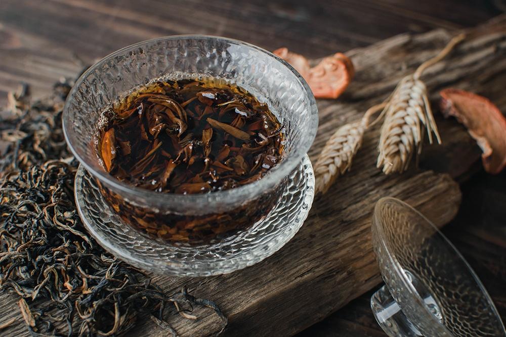 Красный чай Дянь Хун Мао Фэн купить фото