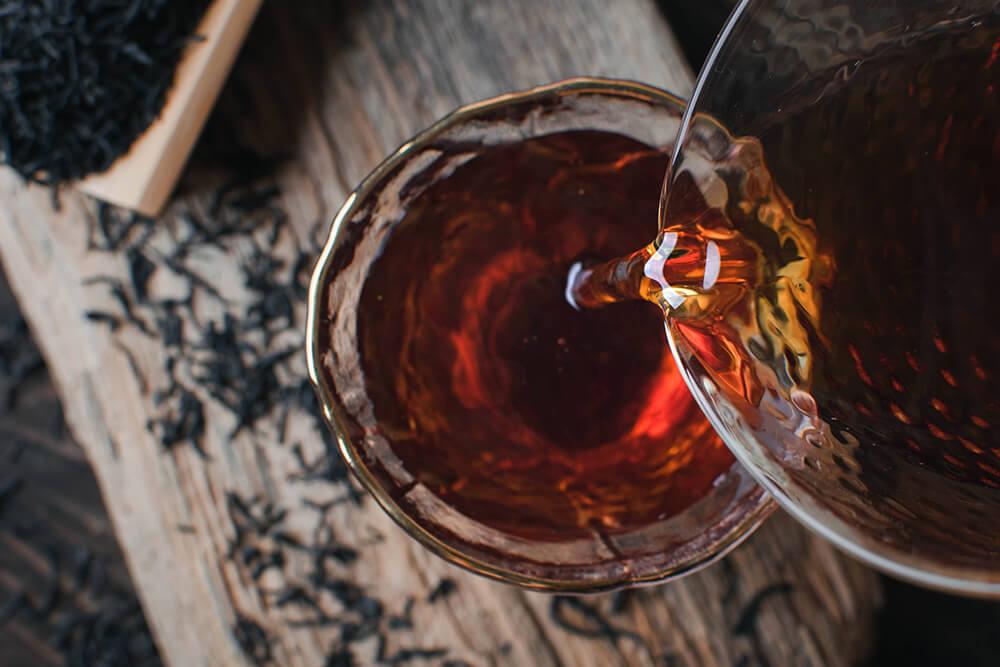 Красный чай купить фото
