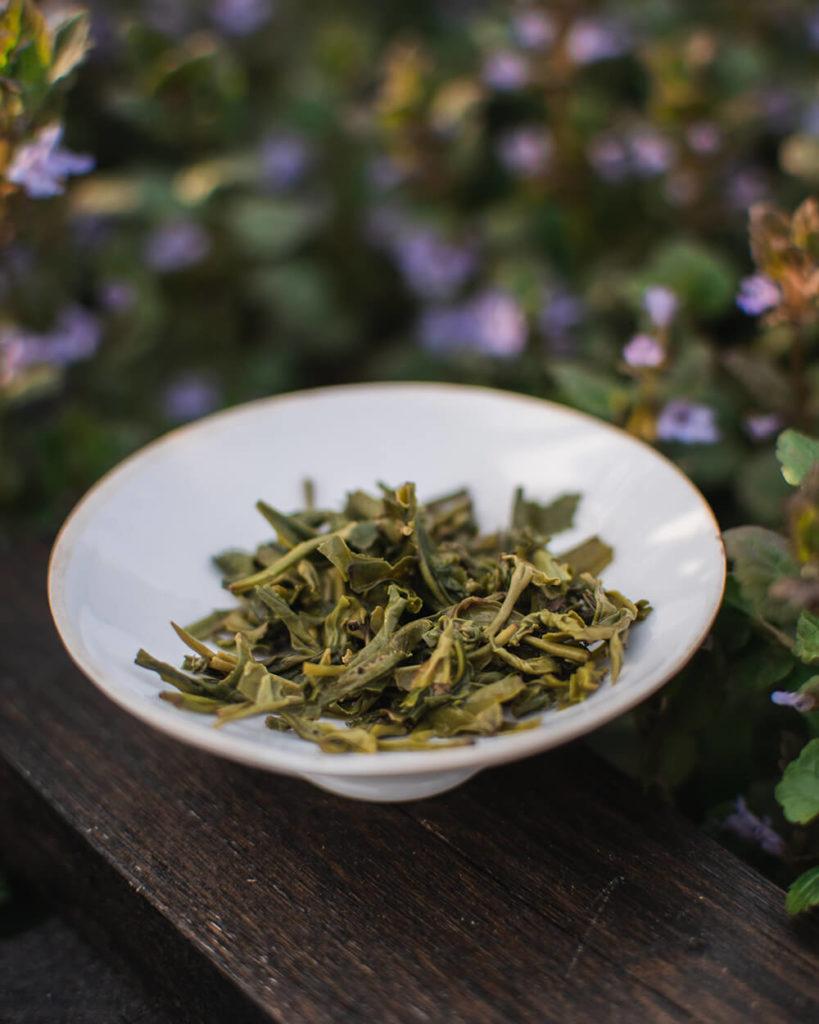Дикорастущий зеленый чай купить фото
