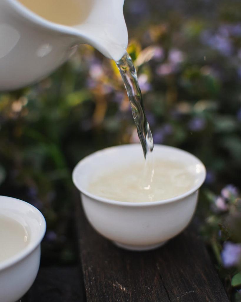 Зеленый чай Цжэцзян купить фото
