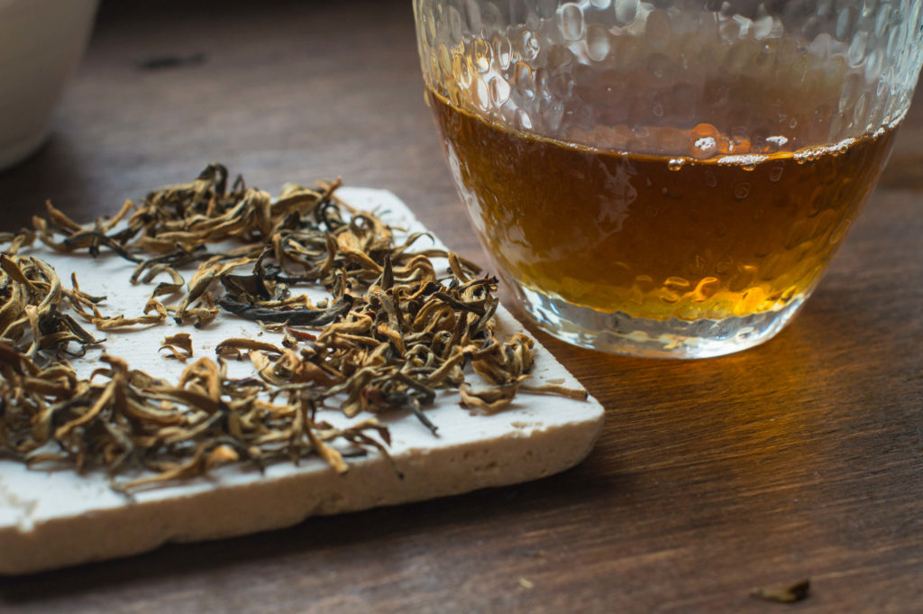 Красный чай Ню эр Хун купить фото