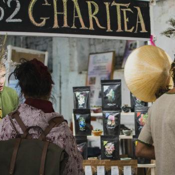 ChariTea на маркете. Кому нужен наш чай?
