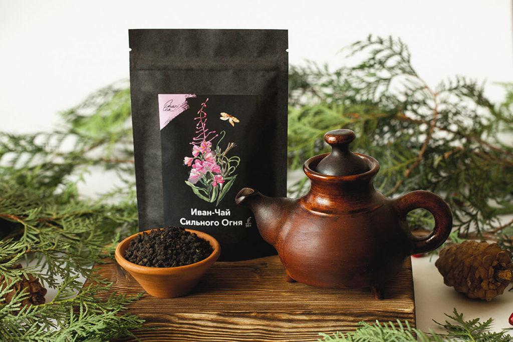 Чай в подарок фото