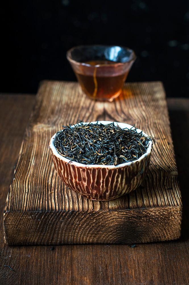 Красный чай Темное Золото фото