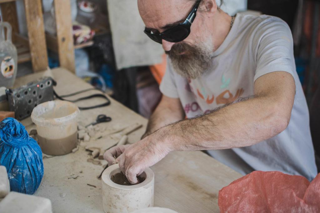 ручная керамика фото