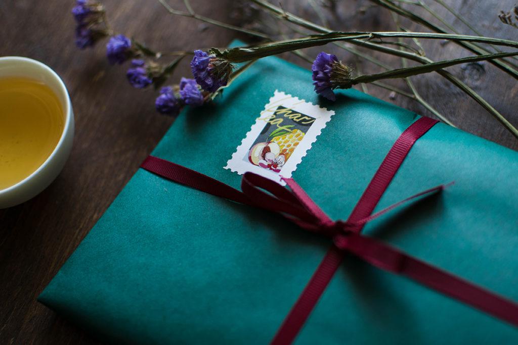 Чайные подарки 8 марта купить фото