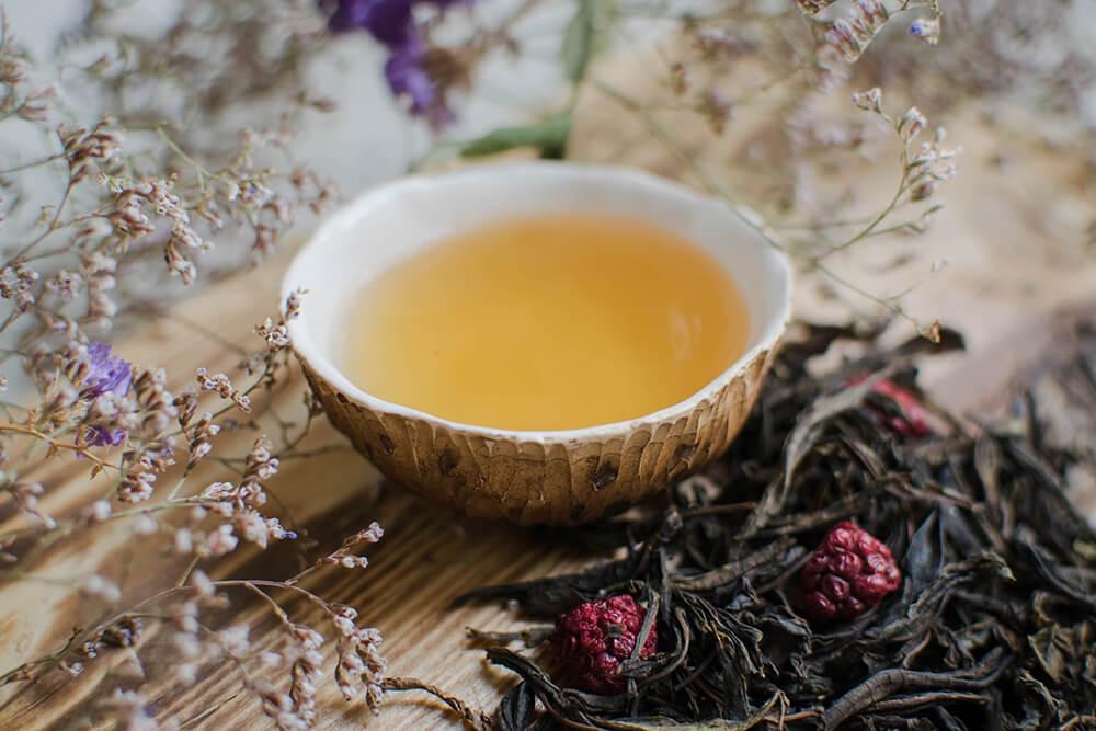 Иван-чай с Ежевикой фото