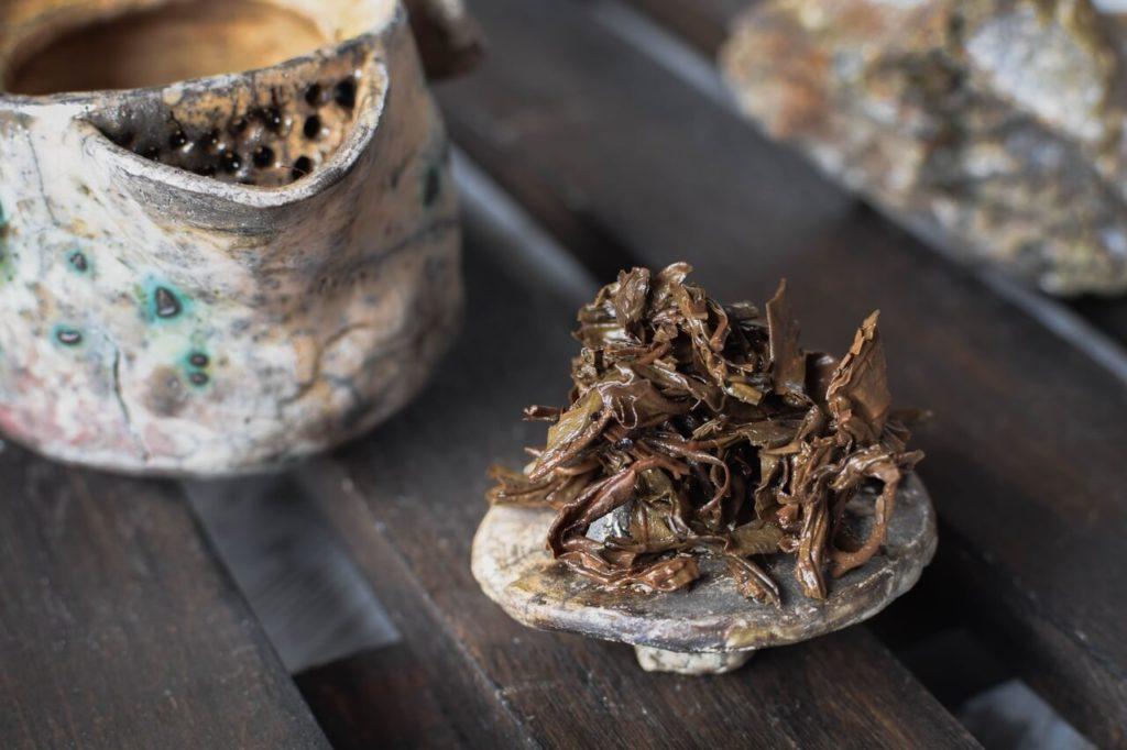Чантай Шен пуэр чай купить фото