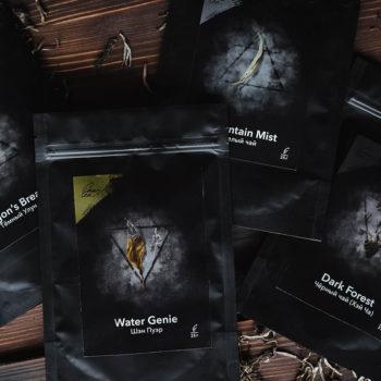 4 стихии Ветнамского чая