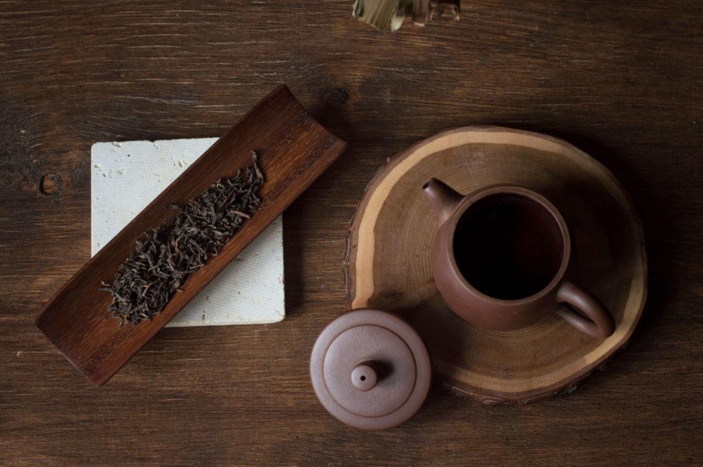 Хэй Ча черный чай купить фото