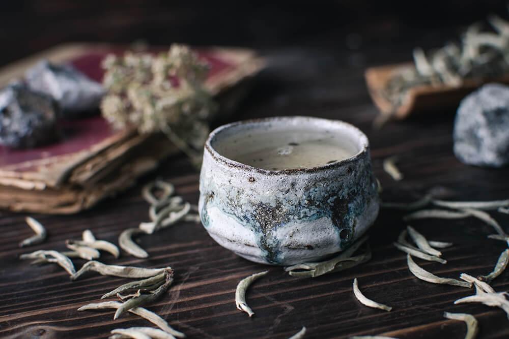 Белый чай Бай Цзянь купить фото
