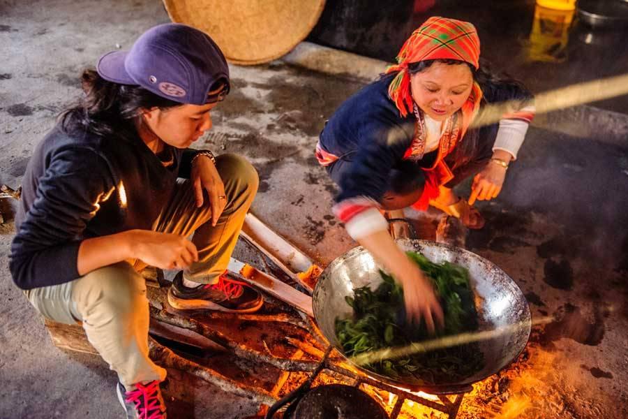 чай во вьетнаме фото