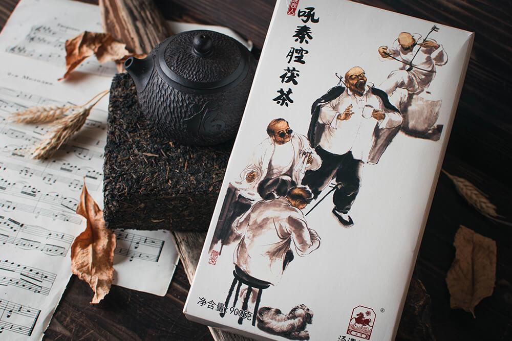 Хоу Цинь Цян Фу Ча «Ревущие Циньские Арии» купить