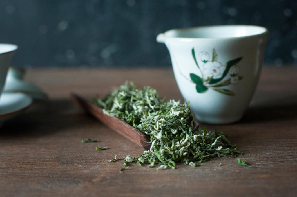 Мэндин Зеленый чай купить фото