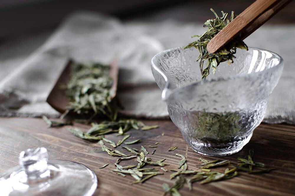 Зеленый чай лунцзин 2020 год купить фото