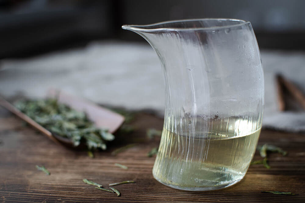 Зеленый чай Лунцзин Чжэцзян купить фото