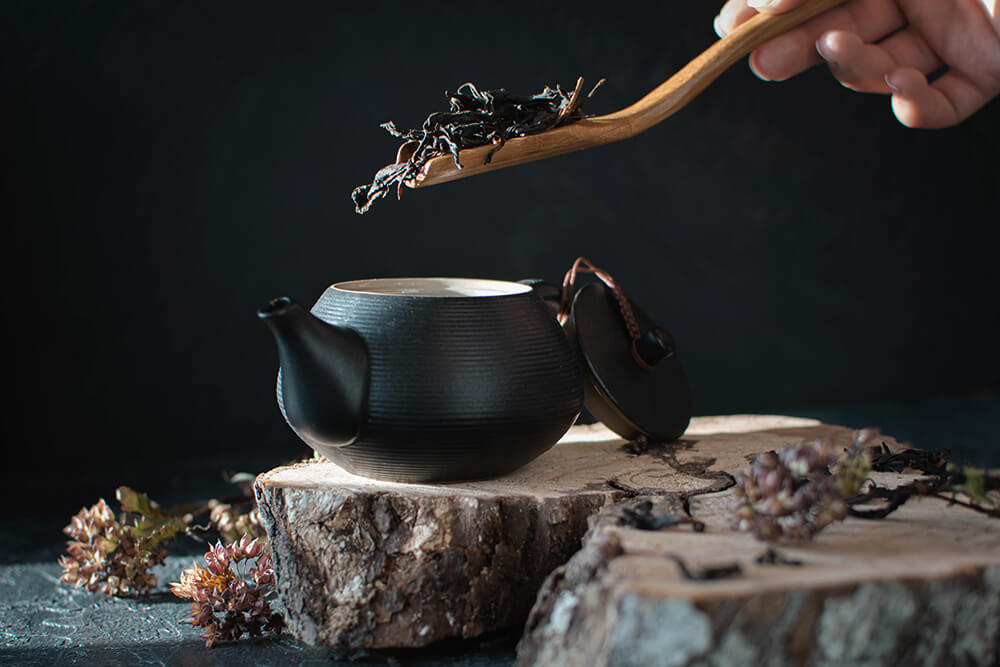 Мэй Жен Фудин чай купить фото