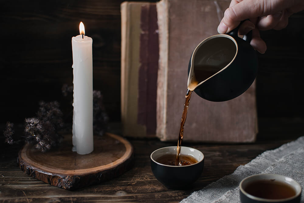 Чайные Головы Мэнхай купить фото