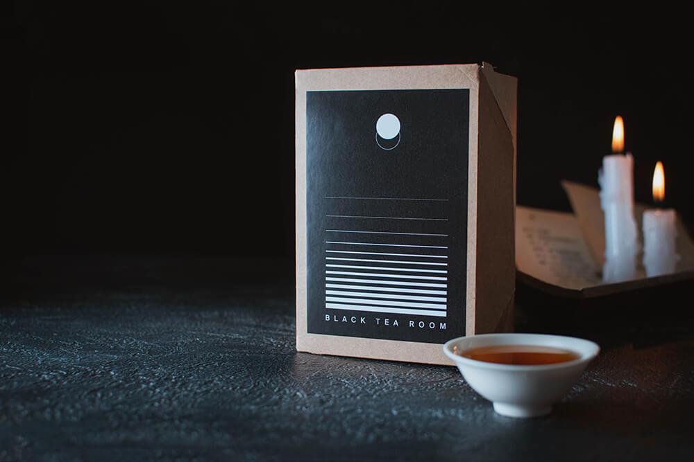 Black Tea Room Set фото