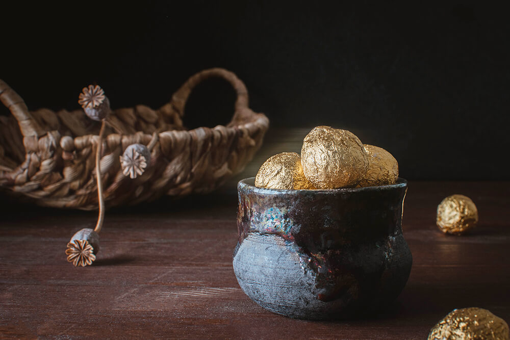 Шэн пуэр Бандун шары фото