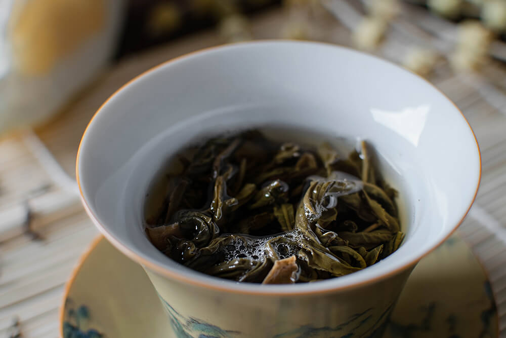 Flower tea vietnam