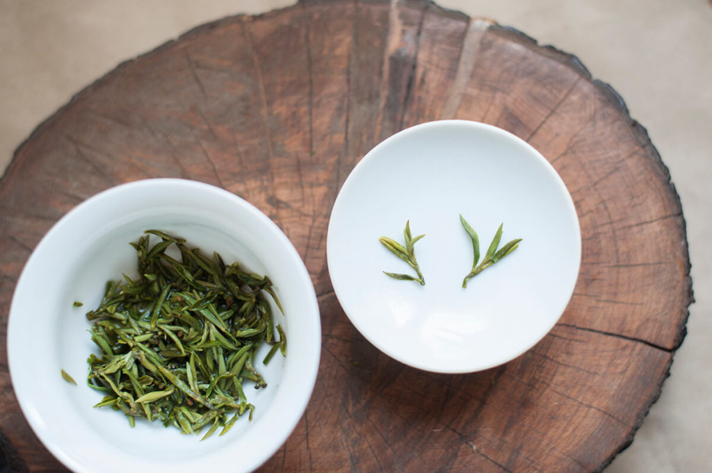 Gan Lu green tea