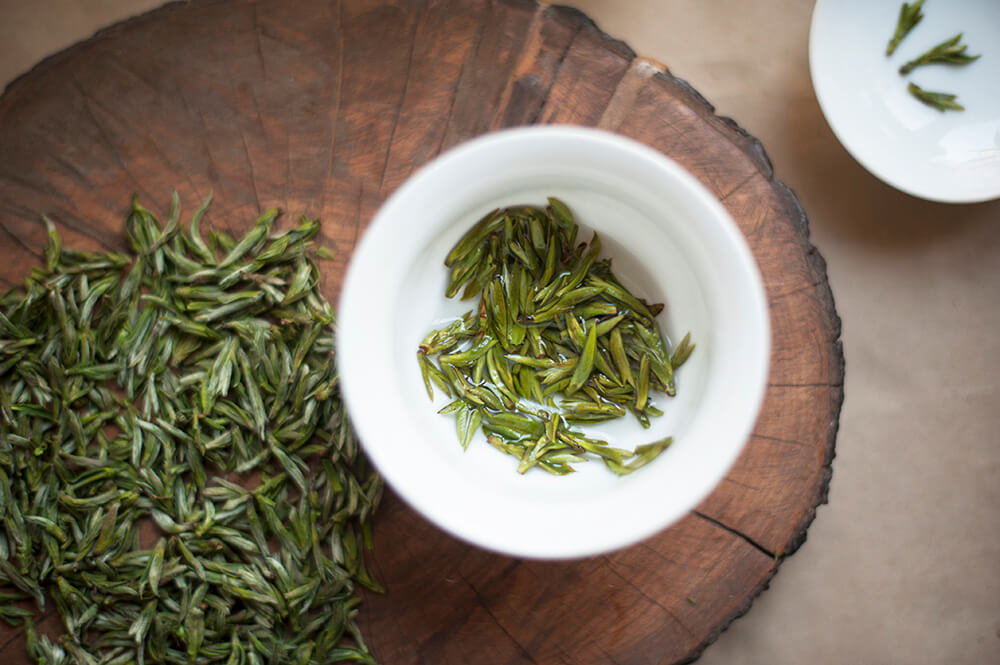 Green Maogeng tea