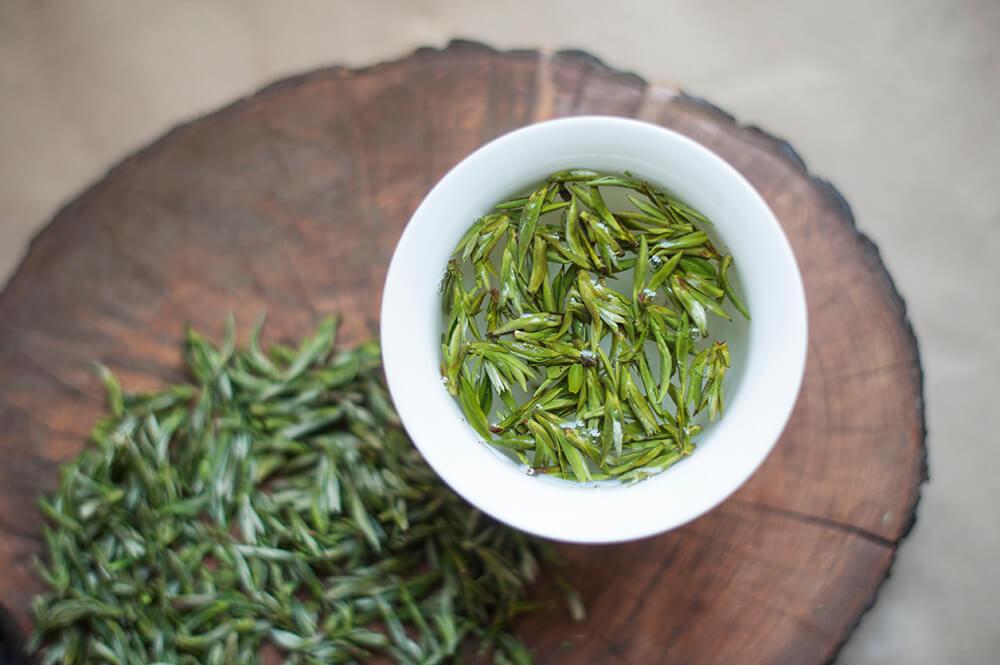 Green tea Mao Feng February