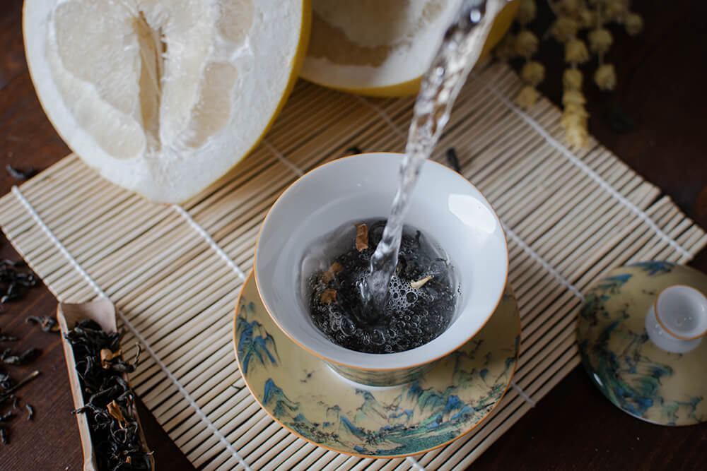 Green tea aromatic Vietnam