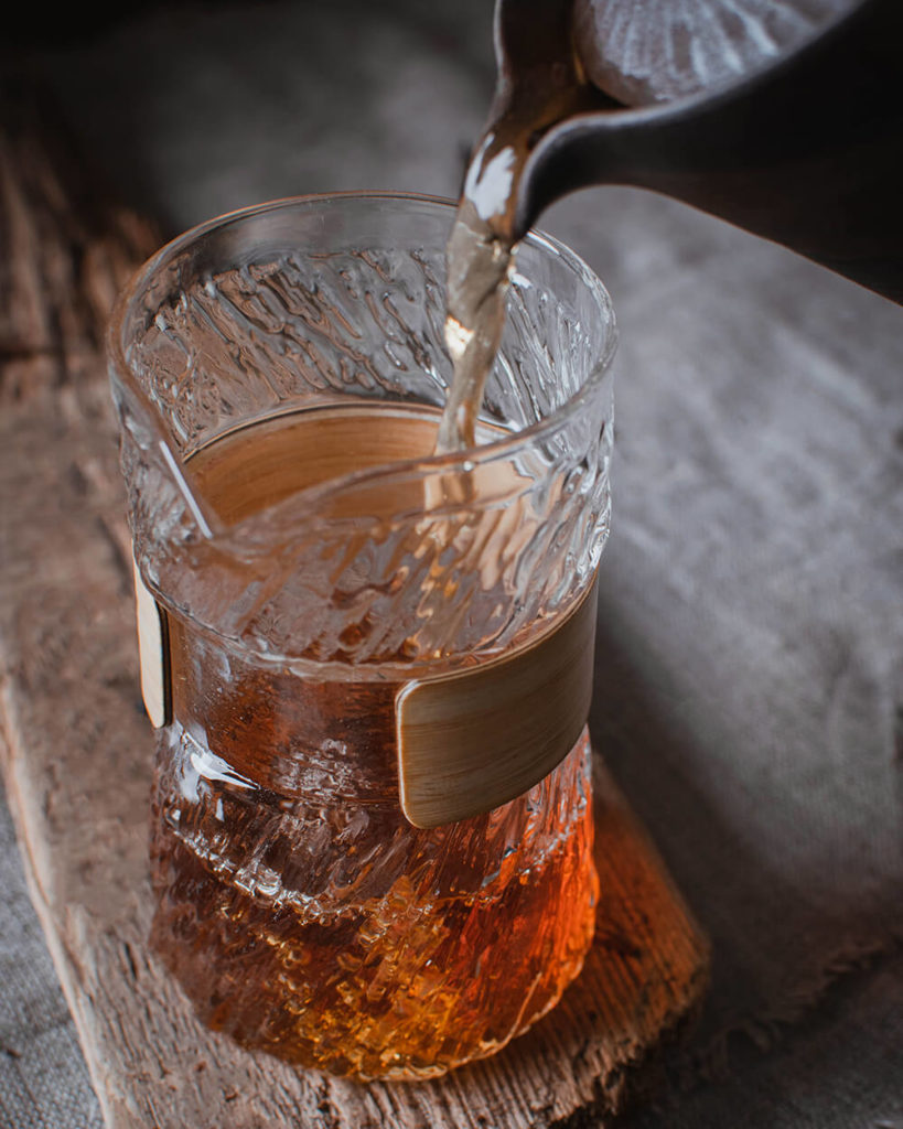Red tea Hong Cha Tenchun