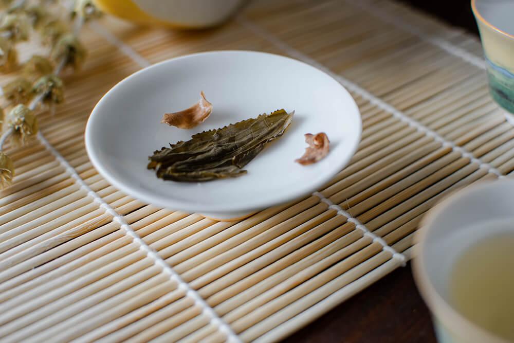 Tea Vietnam aroma