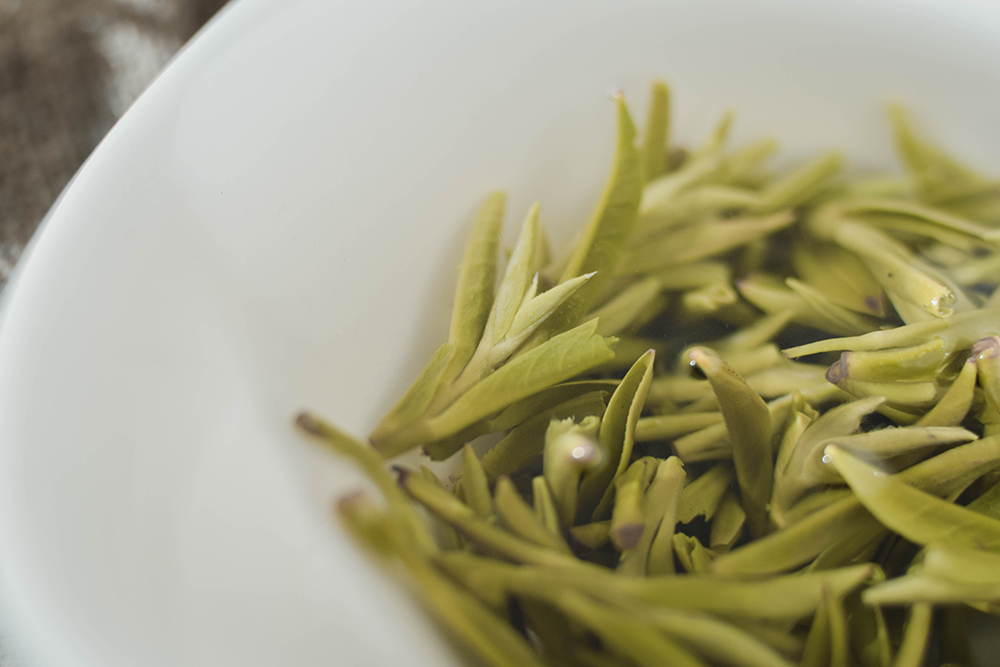 Bi Lo Chun green tea 2021