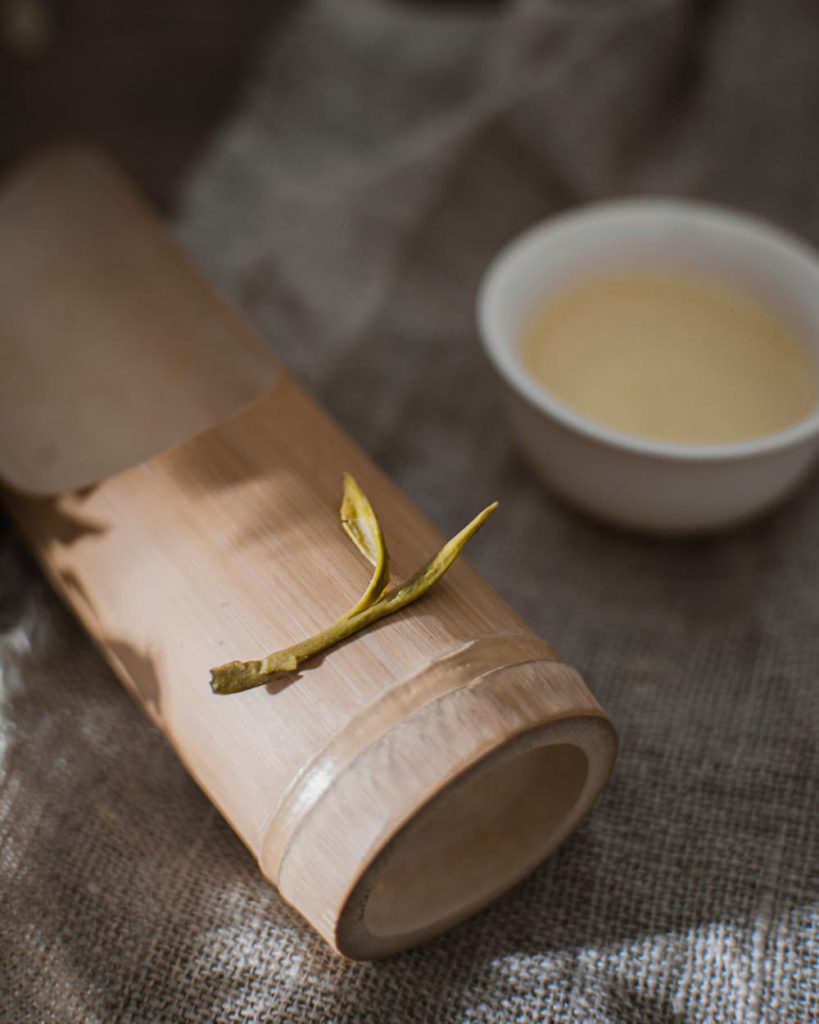 Early green tea longjing 2021