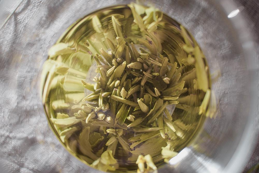 Сычуань Зеленый чай Чжу Е Цин купить фото