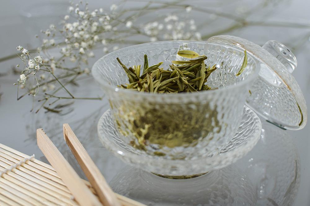 Зеленый чай Цзянсу купить фото