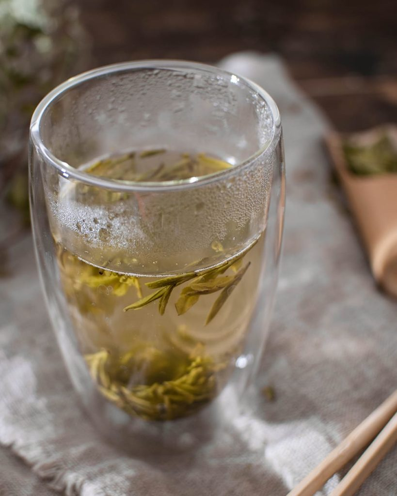 Green tea lonjinh 2021