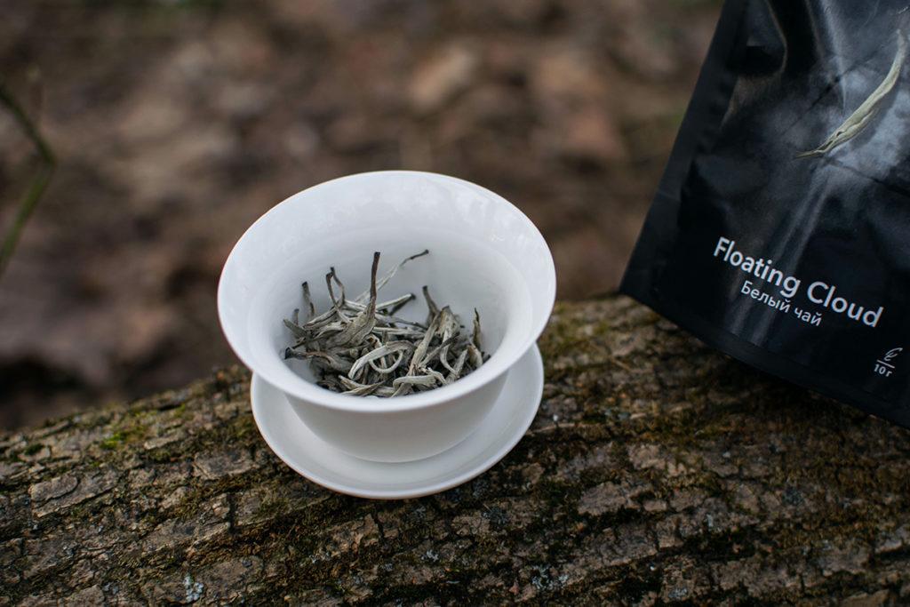 Whit tea Vietnam