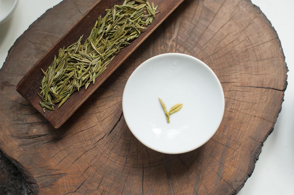 Аньцзи зеленый чай купить фото