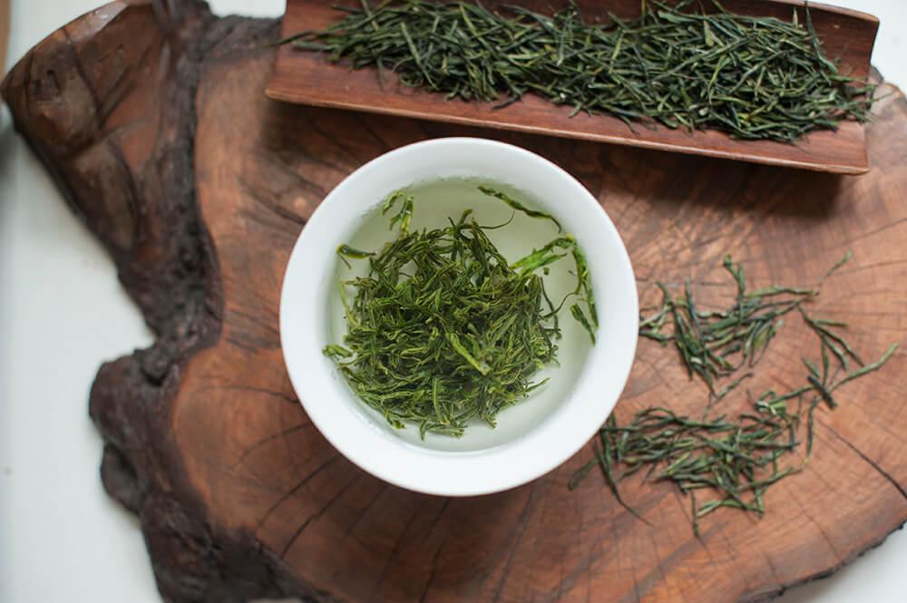 Хубэйский зеленый чай купить фото