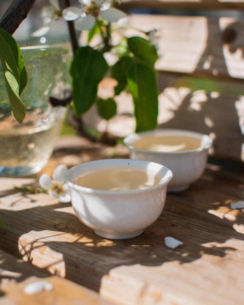 Желтый чай Цзюньшань купить фото