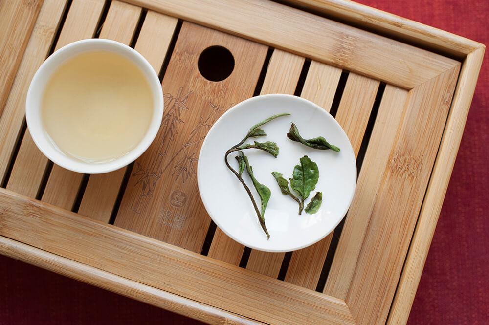 Купить чай Белый Пион фото