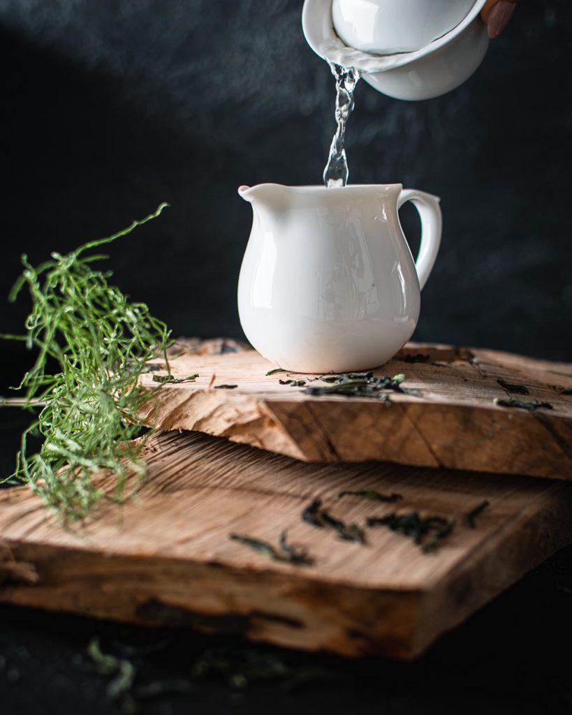 Зеленый чай Люань Гуапянь купить фото